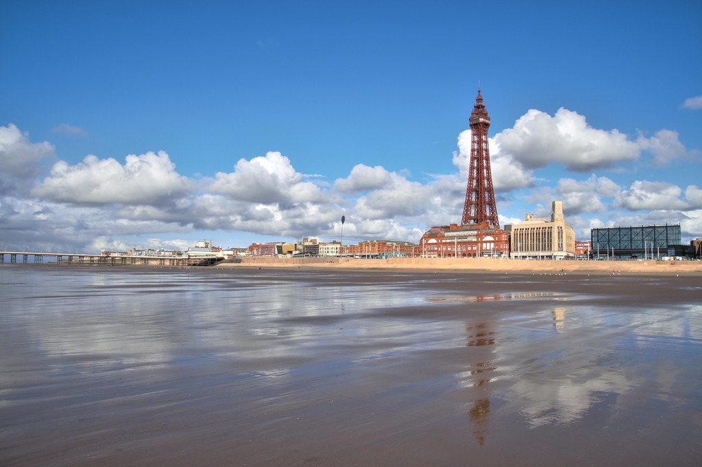 Blackpool refelcrtions