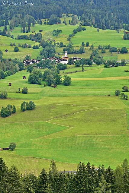 Valle Isarco.Südtirol.