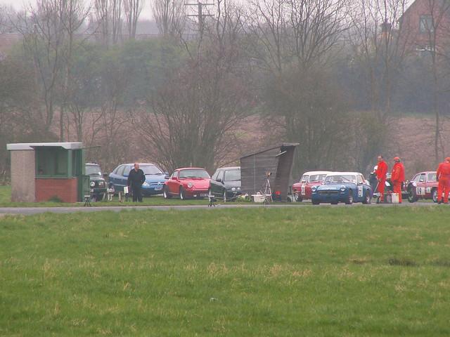 MGCC Sprint 3rd April 2005