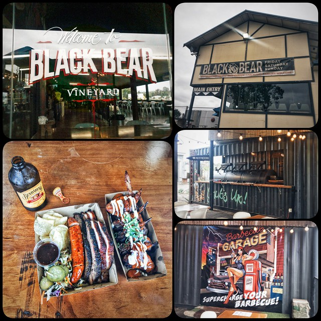 Black Bear BBQ Vineyard
