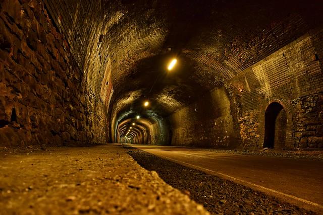 Still No Light!   Headstone Tunnel