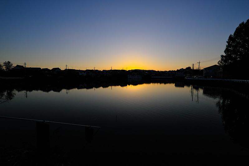 Sunset 2020.10.18
