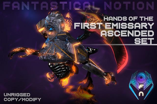HFE Ascended Set ad