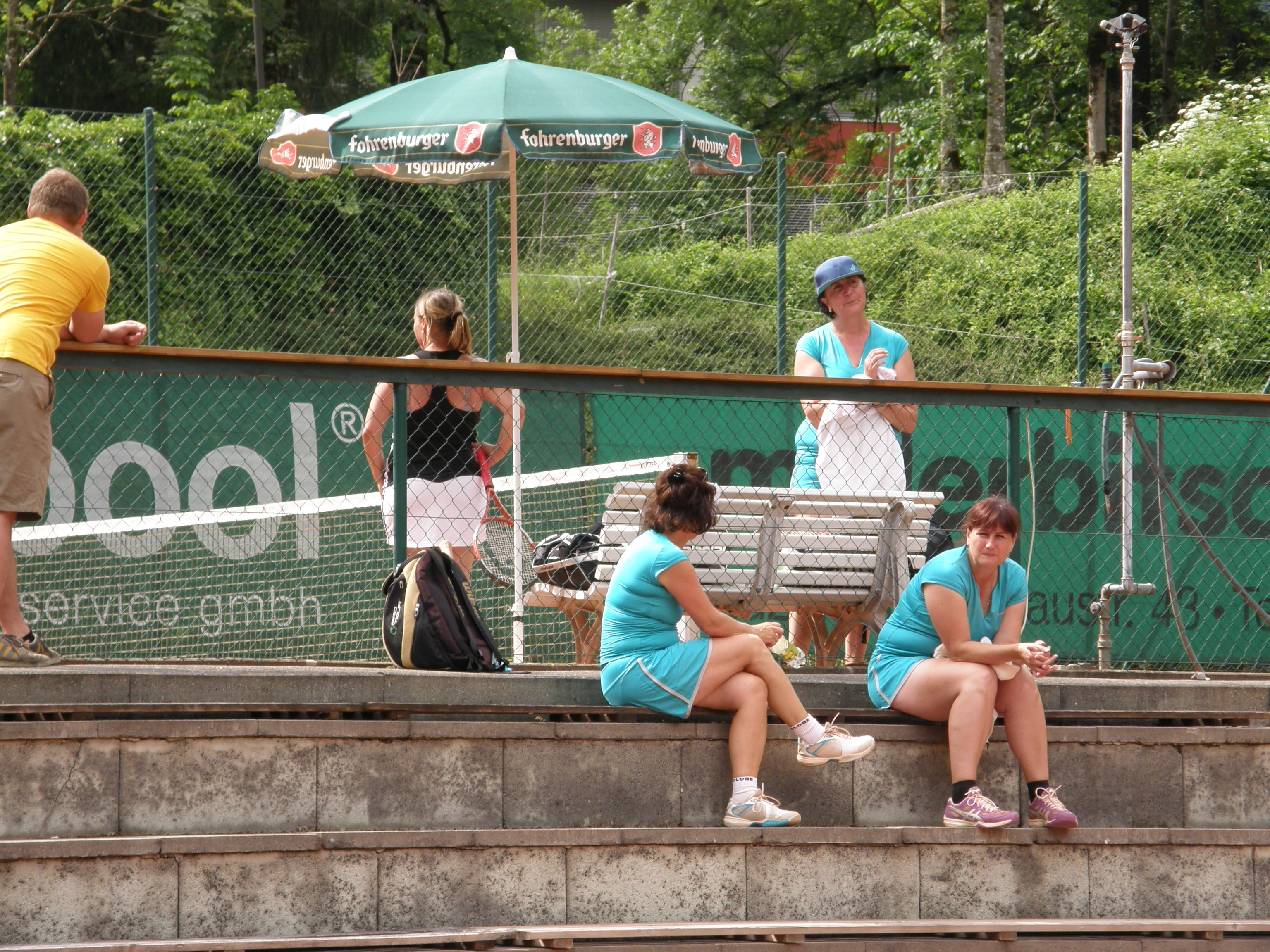 Damen 35 gegen Koblach 2015