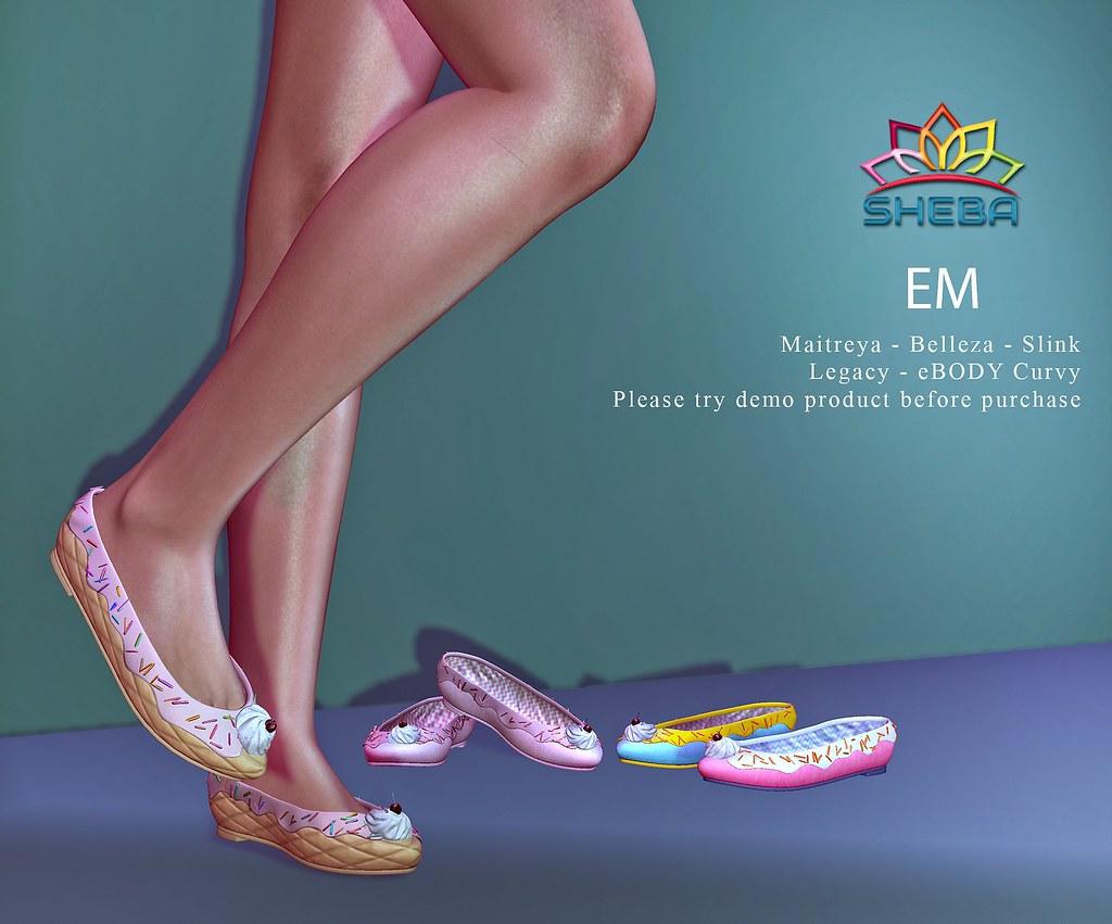 [Sheba] Em Flats @Sense Event