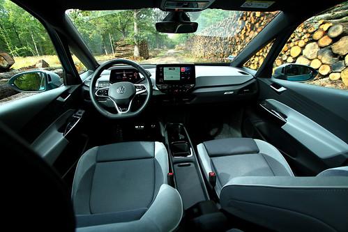 Essai Volkswagen ID3 Voiture électrique