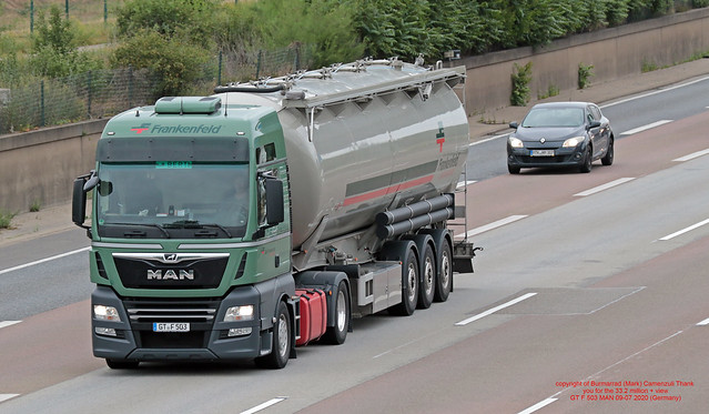 GT F 503  MAN 09-07 2020 (Germany)