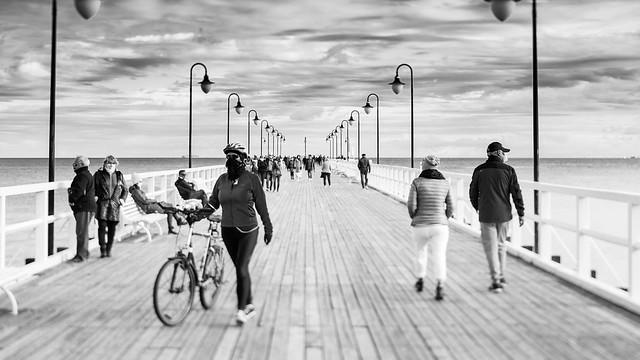 Pier, Gdynia  Orlowo