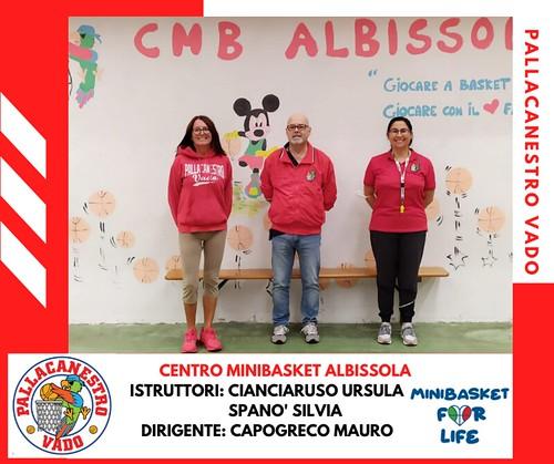 Staff CMB Albissola