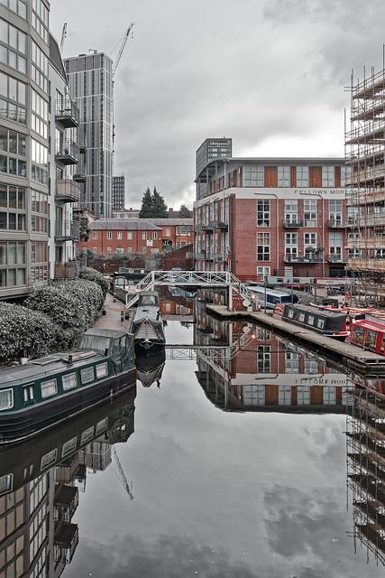 Birmingham by the Cut
