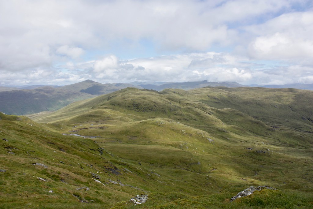 East from Sgiath Chuil