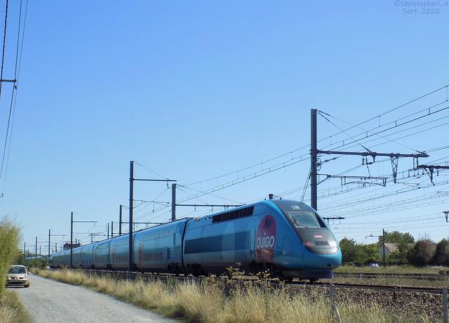 TGV Duplex Ouigo n°796