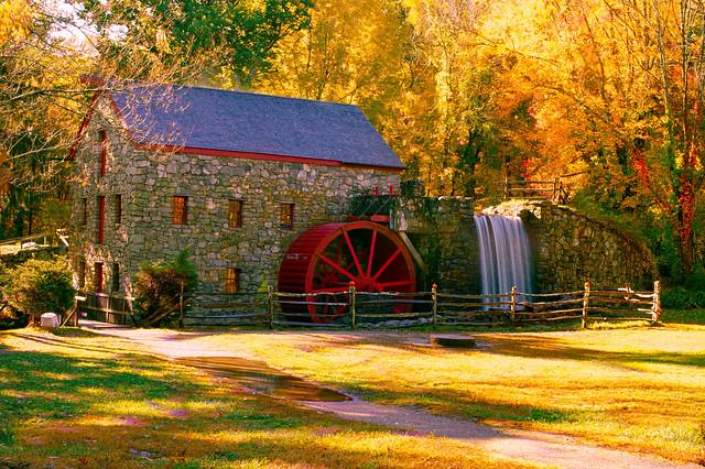 Sudbury Old Mill