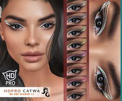 HDPro Catwa HD Shad12 @Sense Event