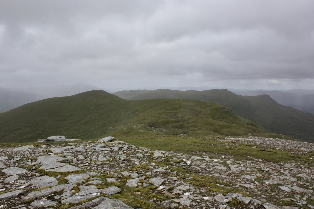 Sgiath Chuil from Meall Glas