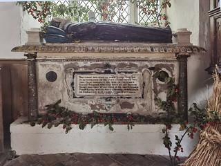 Dame Margrett Tylney, 1598