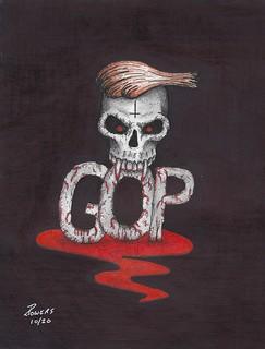 Trump Vampire