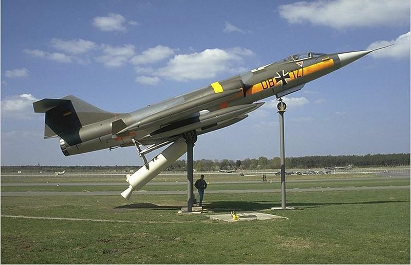 ロッキードF-104G