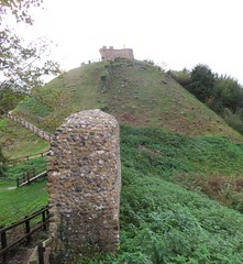 Clare Castle Motte and Curtain Wall