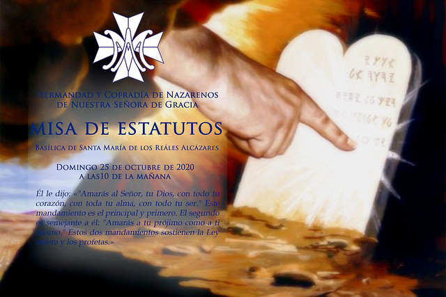 Misa de Estatutos octubre
