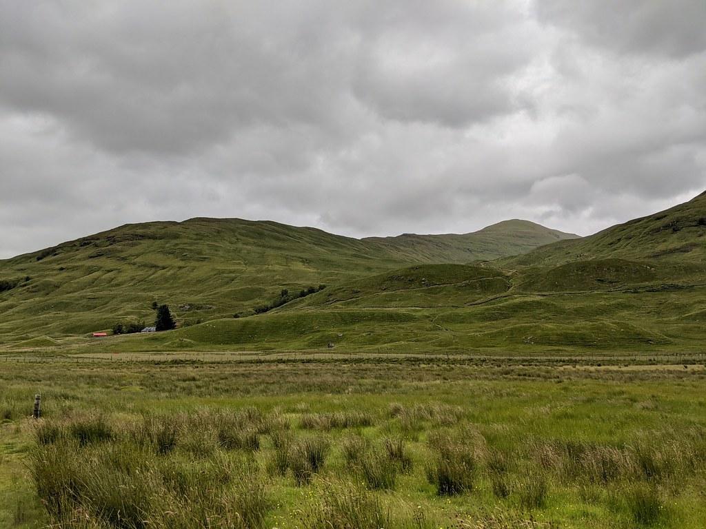 Sgiath Chuil from Glen Lochay