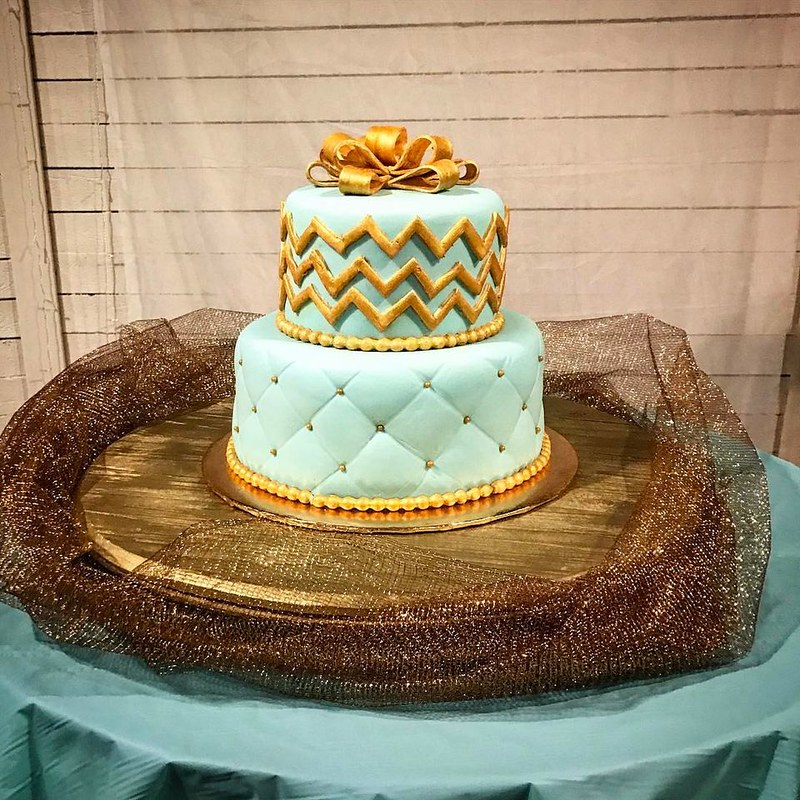 Cake by Kimmie's Cakes