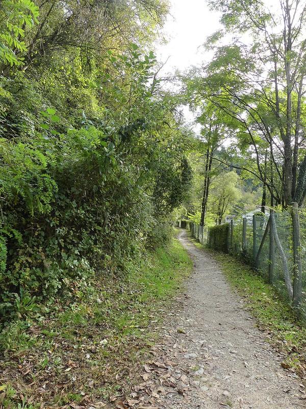 Spaziergang an der Passer