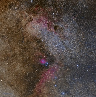 Sagittarius Star Cloud | by Freddyuniverse
