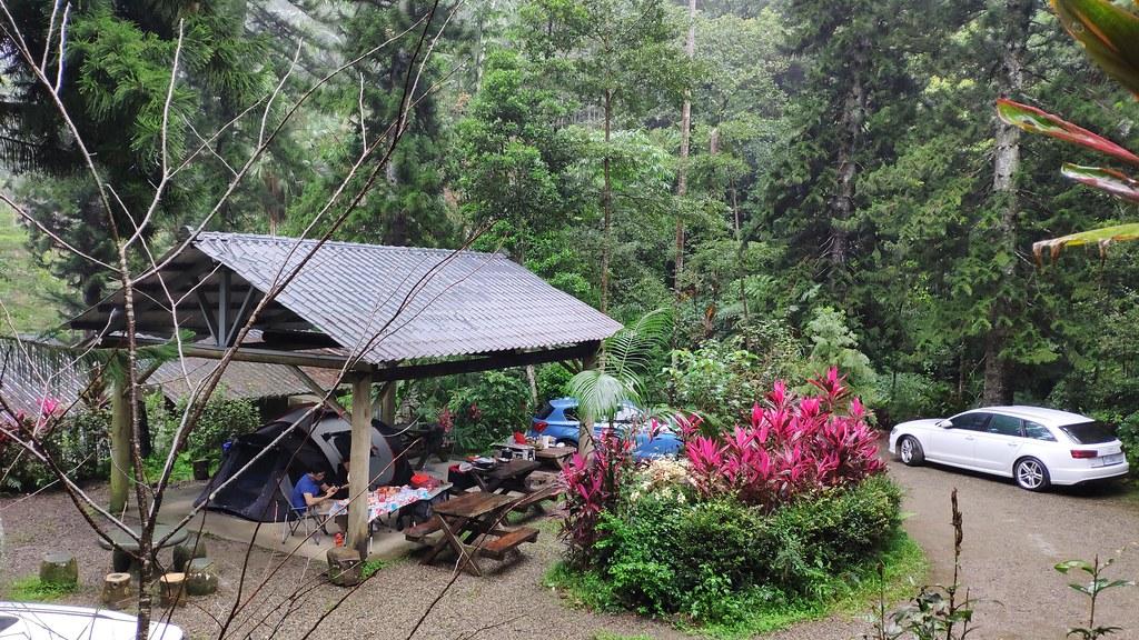 日東山莊營區