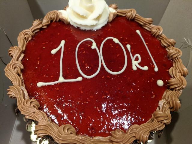 100,000 Miles Ridden