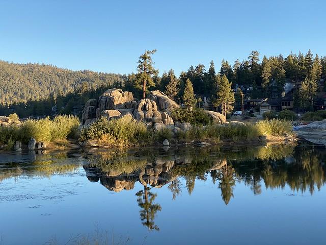 Boulder Bay, Big Bear Lake