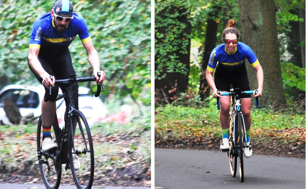 Berkhamsted Cycling Club Hill Climb 18102020
