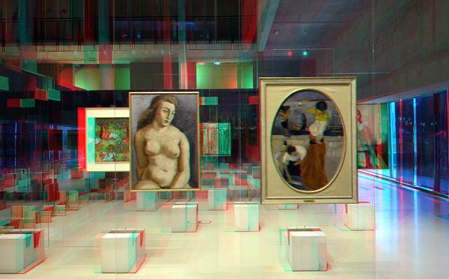 Het Nieuwe Instituut Rotterdam 3D