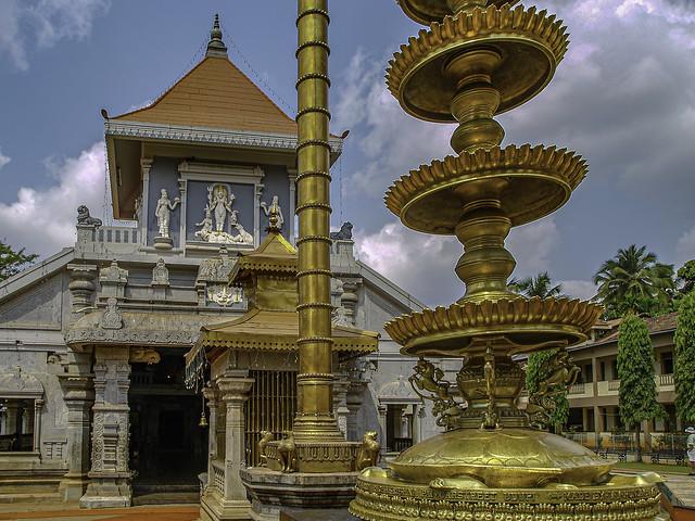 Shri Mahalasa Hindu Temple