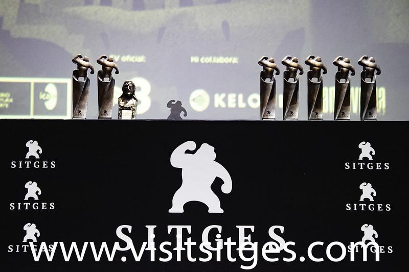 El Festival de Cine de Sitges anuncia la lista completa de premiados edición 2021