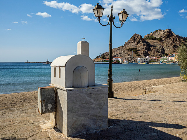 Local Memorial - Myrina Town - Lemnos  - Greece (Ricoh GR3 Compact) (1 of 1)