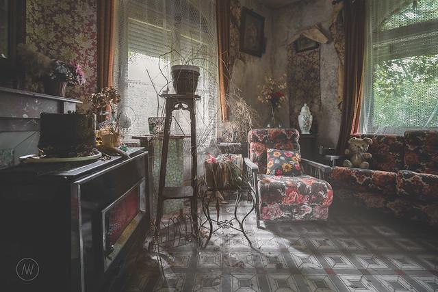 Grandma's house...