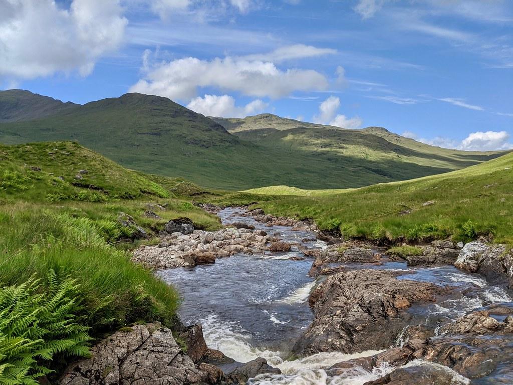 The River Lochay