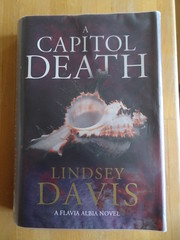 A Capitol Death - Lindsey Davis