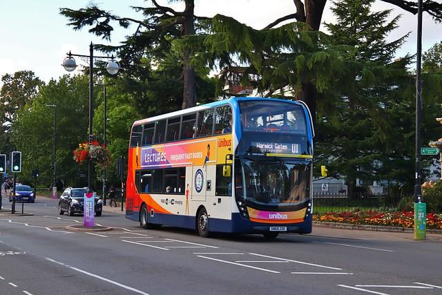 Stagecoach Midlands 11224 SN69ZDE - Leamington Spa