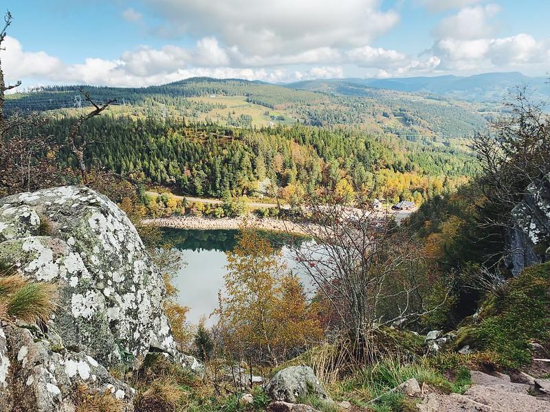 Alsace retkeily vaellus