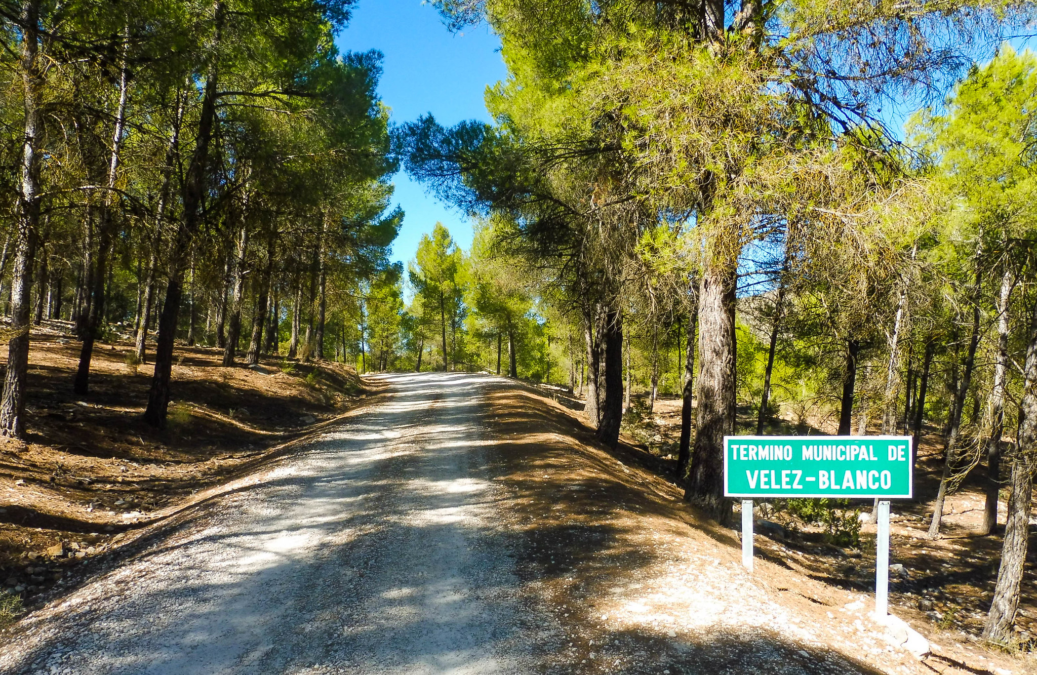 Dejamos Lorca, entramos en Almería