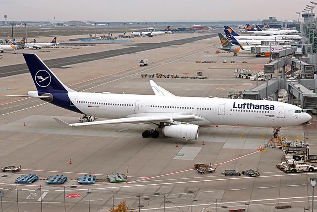 Lufthansa Airbus A330-343X D-AIKR