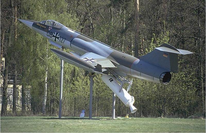 Lockheed F-104G
