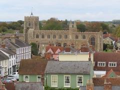 Church of SS. Peter & Paul, Clare, Suffolk.