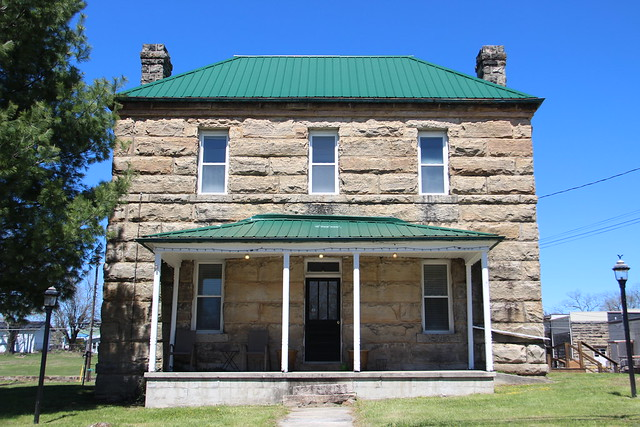 Old Fentress County Jail (Jamestown, Tennessee)