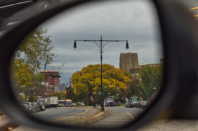 Grand Concourse Sideview Mirror