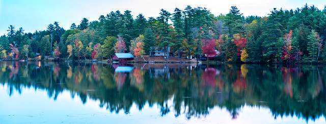 Oh the colors..!! -- Fall Foliage in Vermont