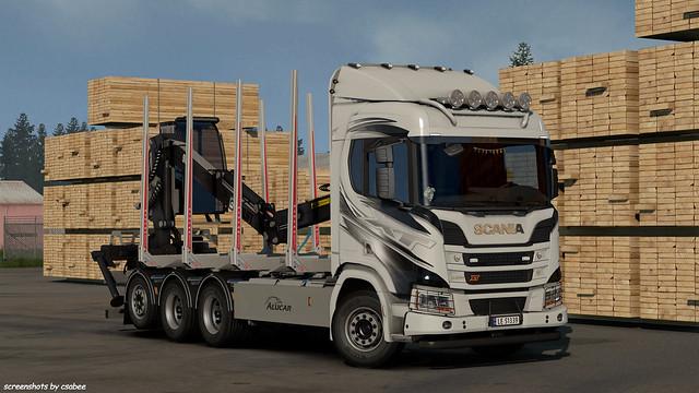 Scania R580 XT
