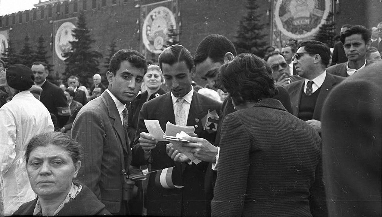 1957. Демонстрация1
